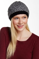 Wooden Ships Dylan Black Snow Beanie