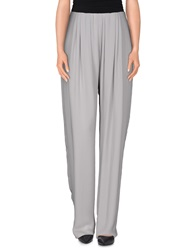 Donna Karan Casual Pants Grey