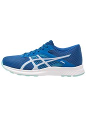 Asics Fuzor Neutral Running Shoes Imperial White Aruba Blue
