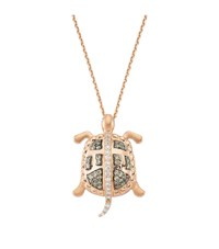 Bee Goddess Turtle Necklace Female