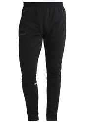 Hummel Kinetic Premium Tracksuit Bottoms Black