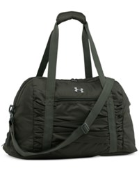 Under Armour The Works Gym Bag Action Green Downtown Green