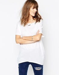 The Furies Noh Short Sleeve T Shirt Washedwhite