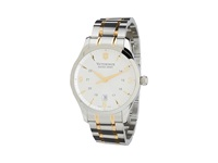 Victorinox Alliance Swiss Silver Two Tone Watches