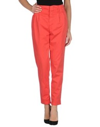 Coast Weber And Ahaus Casual Pants Red