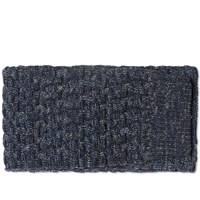 Sns Herning S.N.S. Herning Stark Double Scarf Blue Static Remix