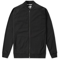 Norse Projects Arnold Dry Cotton Bomber Jacket Black