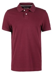 Pier One Polo Shirt Bordeaux