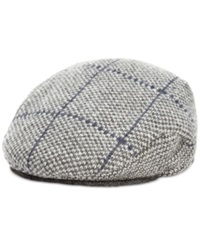 Polo Ralph Lauren Herringbone Driver Cap Windsor Heather