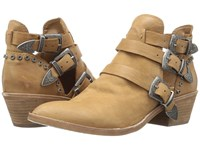 Dolce Vita Spur Saddle Nubuck Women's Shoes Brown
