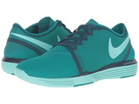 Nike Lunar Sculpt Rio Teal Midnight Turquoise Hyper Turquoise Women's Cross Training Shoes Blue
