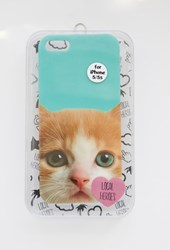 Forever 21 Local Heroes Kitty Iphone Case