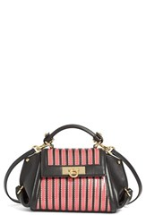 Salvatore Ferragamo 'Mini Sofia' Leather Satchel