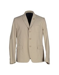 M.Grifoni Denim Suits And Jackets Blazers Men Beige