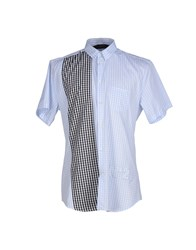 N 21 N 21 Shirts Shirts Men Sky Blue