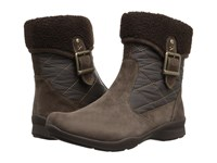 Earth Pinnacle Chestnut Brown Suede Women's Pull On Boots