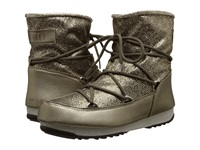 Tecnica Moon Boot W.E. Low Dance Platinum Women's Boots Silver