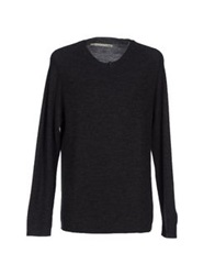 M.Grifoni Denim Sweaters Steel Grey