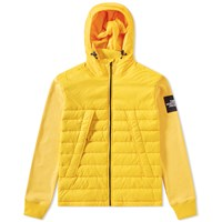 The North Face Mountain Crimped Jacket Yellow