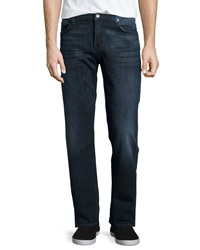7 For All Mankind Standard Classic Straight Leg Jeans Dryer Canyon