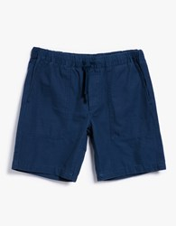 Obey One 0 Traveler Short Mild Navy