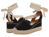 Ralph Lauren Uma Espadrille Black Women's Shoes