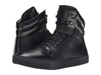 The Kooples Grained Leather Sneakers