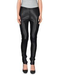 Hotel Particulier Trousers Leggings Women Black