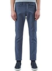 Lanvin Technical Skinny Fit Jeans Grey
