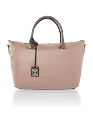Coccinelle Blanche Multi Coloured Tote Bag