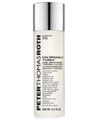 Peter Thomas Roth Un Wrinkle Turbo Line Smoothing Toning Lotion