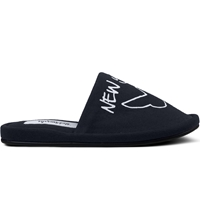 Second Lab Navy Gonz Ny Room Shoes