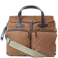 Filson Tin Cloth 72 Hour Briefcase Tan