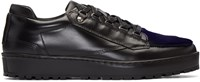 Want Les Essentiels Black Hopkins Lugged Sneakers