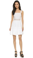 Candela Ainsley Dress White