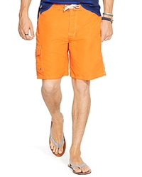 Polo Ralph Lauren Kailua Swim Trunk Orange Freshwater