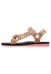 Anna Field Walking Sandals Pink Coral