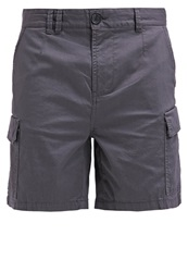 Kiomi Shorts Dark Grey Dark Gray
