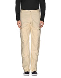 Trussardi Jeans Trousers Casual Trousers Men Black