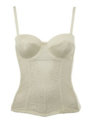 Charnos Eve Basque Ivory