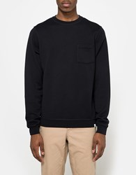 Norse Projects Visby Pocket Dry Cotton Black