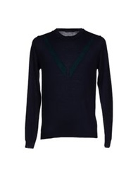 Havana And Co. Sweaters Dark Blue