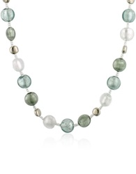 Antica Murrina Veneziana Frida Murano Glass Bead Necklace Crystal