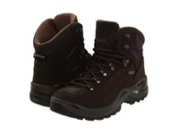 Lowa Renegade Gtx Mid Ws Slate Eggplant Women's Hiking Boots Brown