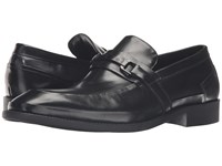 Kenneth Cole Reaction Brick Wall Black Men's Slip On Shoes