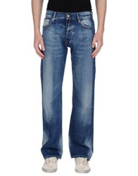 Japan Rags Denim Pants Blue