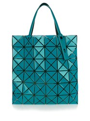 Issey Miyake Lucent Gloss Tote Green