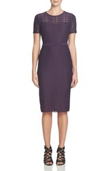 Cynthia Steffe Women's 'Lily' Knit Midi Dress