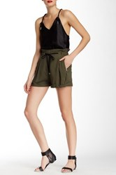 L.A.M.B. Silk Short Green