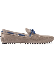 Car Shoe Car Shoe Loafers Grey